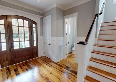 Beautiful Foyer and Receiving Area