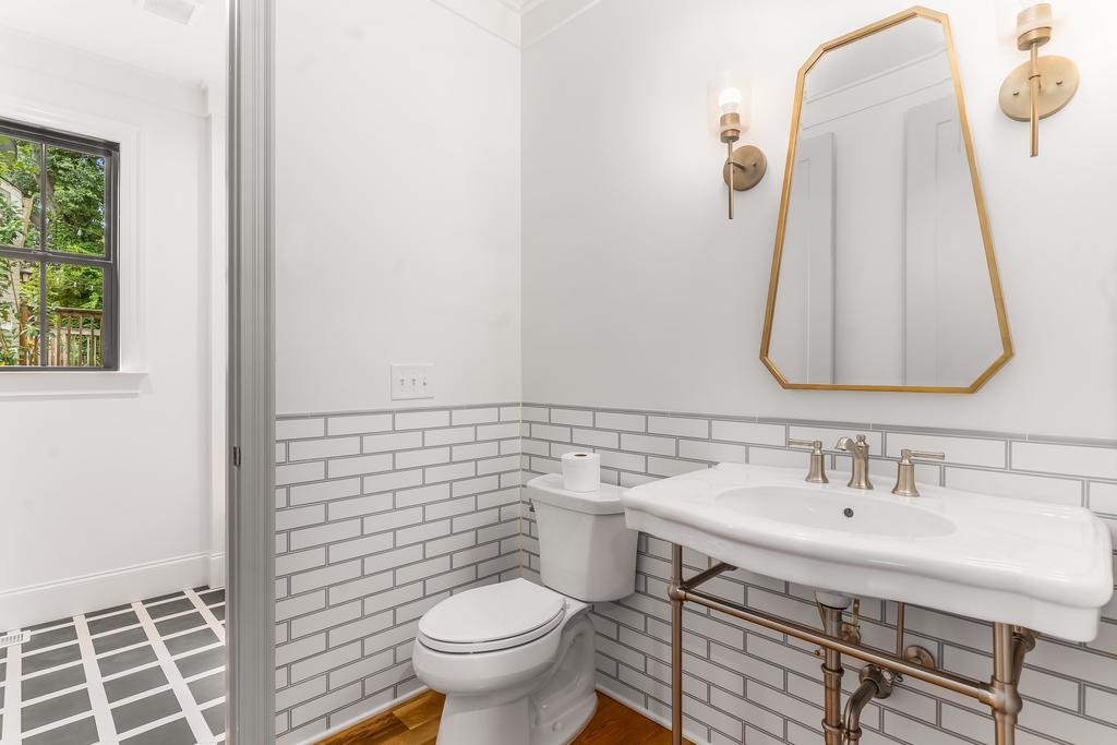 713 Mial Street Raleigh Custom Design by Urban Building Solutions Bathroom