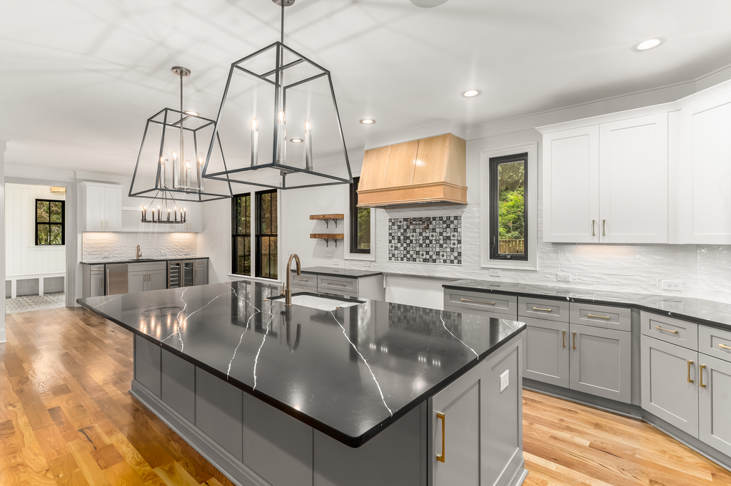 713 Mial Street Raleigh Custom Design by Urban Building Solutions Kitchen 3