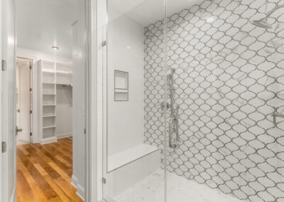 713 Mial Street Raleigh Custom Design by Urban Building Solutions Owners Showers