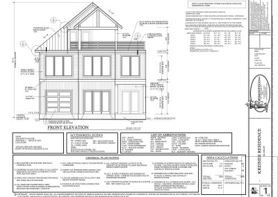 227 Georgetown Road: Custom Build by Urban Building Solutions