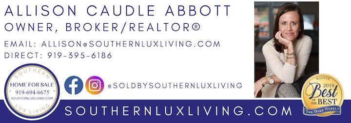 Partner Spotlight: Allison Caudle Abbott at Southern Lux Living