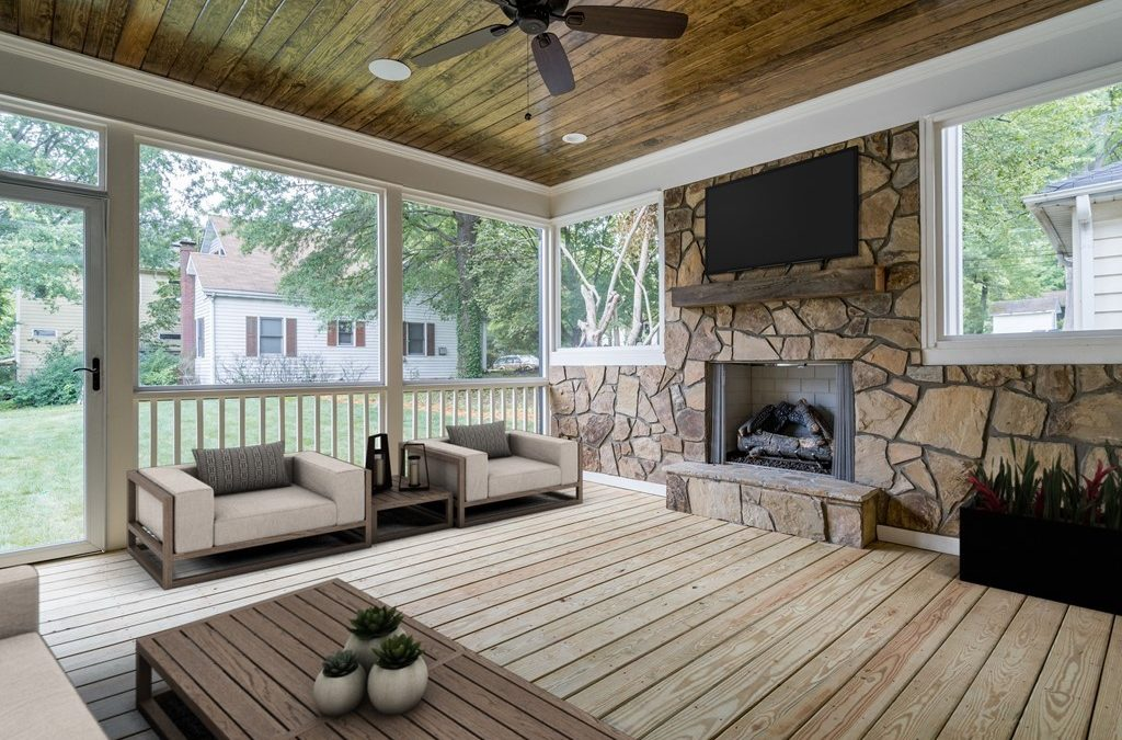 Making the Most Out of Your Outdoor Living Spaces