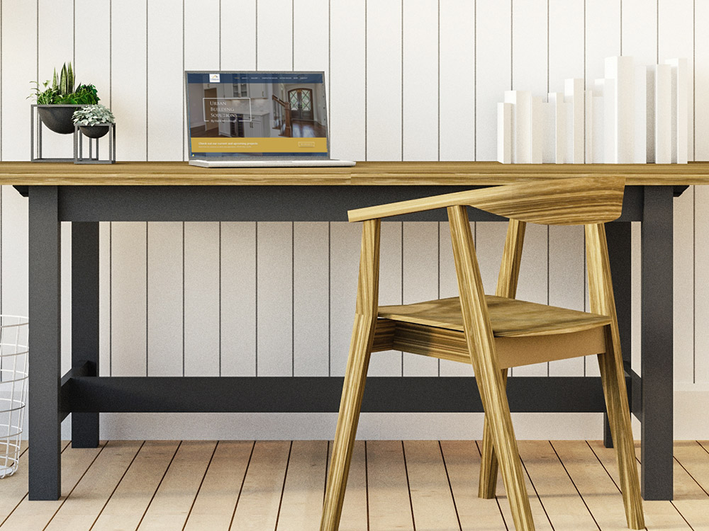 Urban Building Solutions Building the Ideal Home Office 01