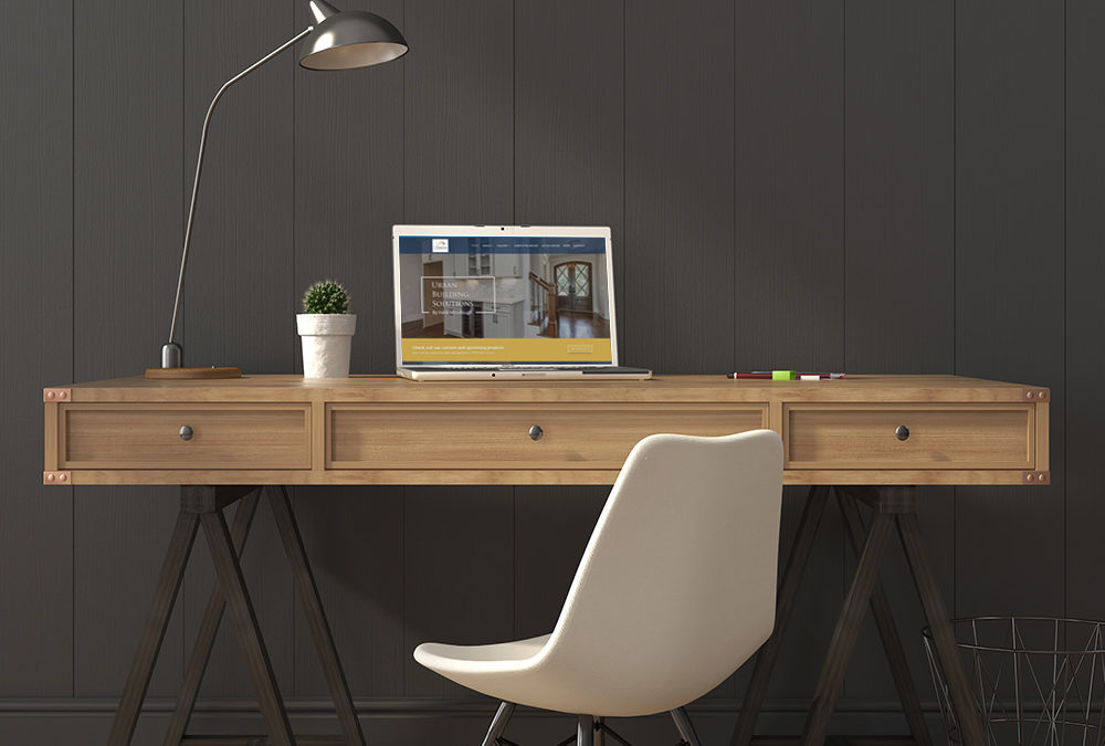 Building A Productive Home Office