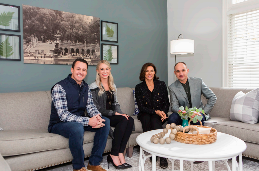Get the Look: Chris and Michelle's ITB Renovation