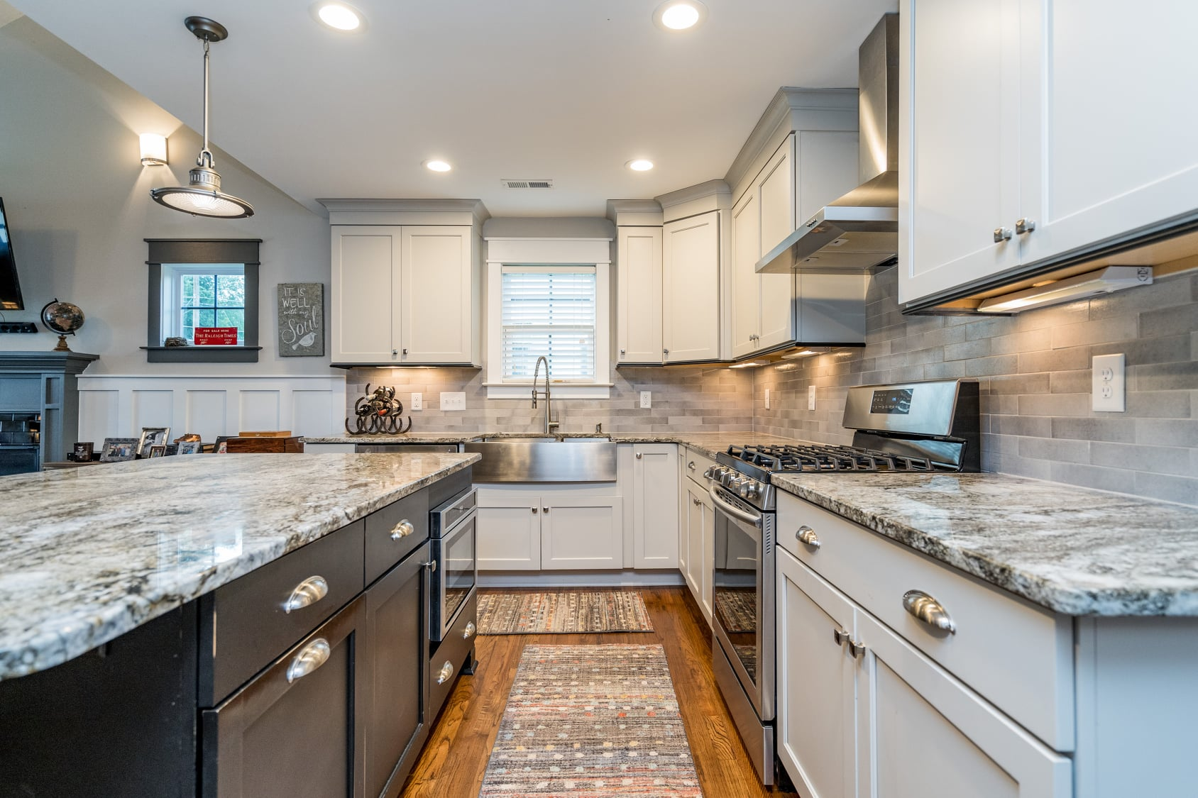 305 Georgetown Road Raleigh by Urban Building Solutions