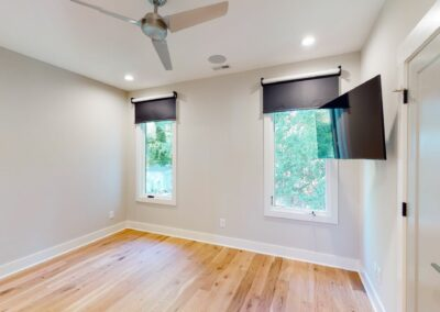227 Georgetown Road Raleigh NC 27608 Built by Urban Building Solutions Bedroom