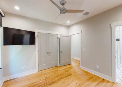 227 Georgetown Road Raleigh NC 27608 Built by Urban Building Solutions Master Bedroom