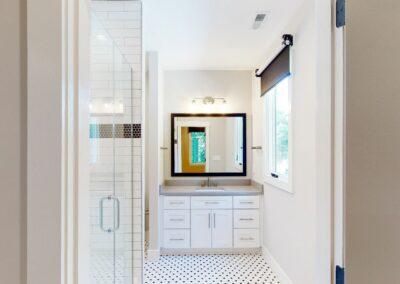 227 Georgetown Road Raleigh NC 27608 Built by Urban Building Solutions Main Luxury Bath