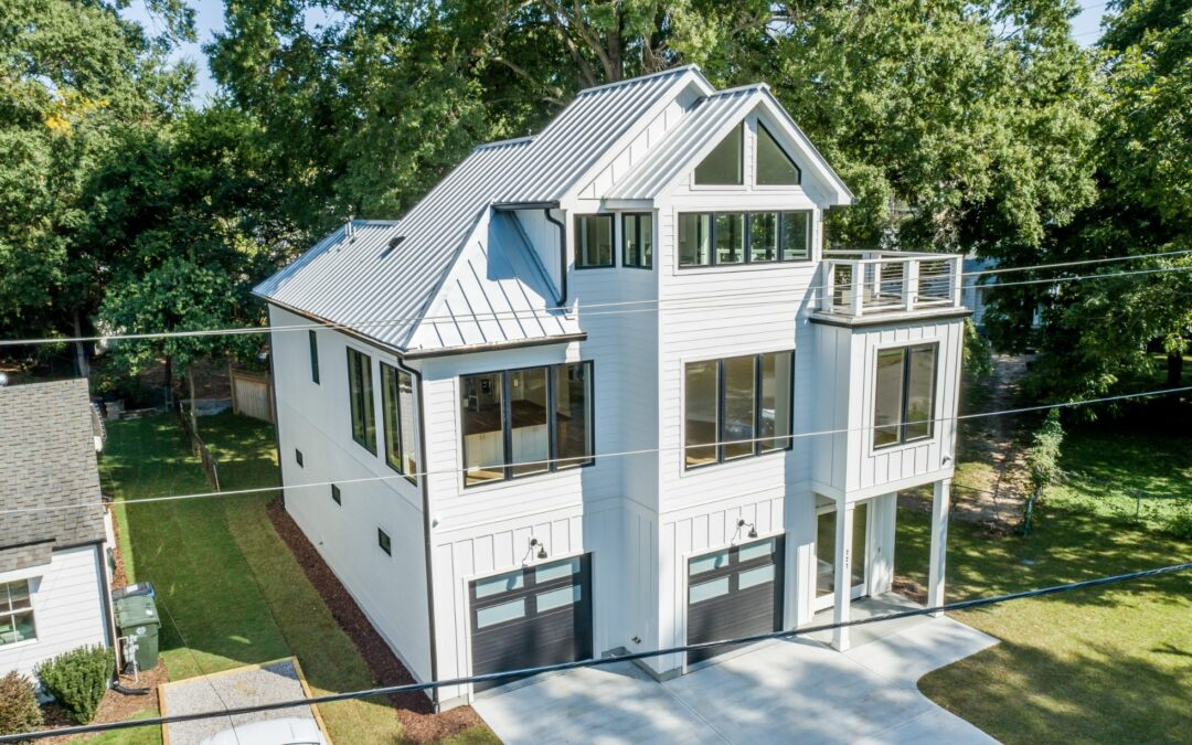 A Modern Abode: 227 Georgetown Road