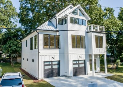 227 Georgetown Road Raleigh NC 27608 Built by Urban Building Solutions Street View