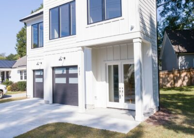 227 Georgetown Road Raleigh NC 27608 Built by Urban Building Solutions