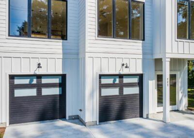 227 Georgetown Road Raleigh NC 27608 Built by Urban Building Solutions Three Car Garage