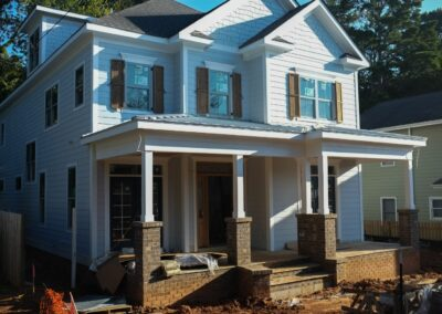 209 Georgetown Rd. Urban Building New Construction