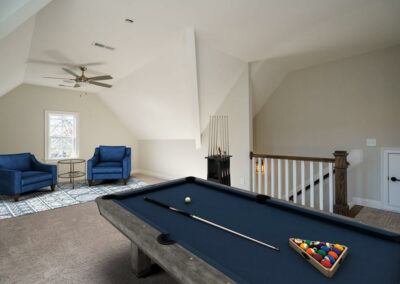 629 New Road Custom Build in Five Points, Raleigh, NC by Urban Building Solutions