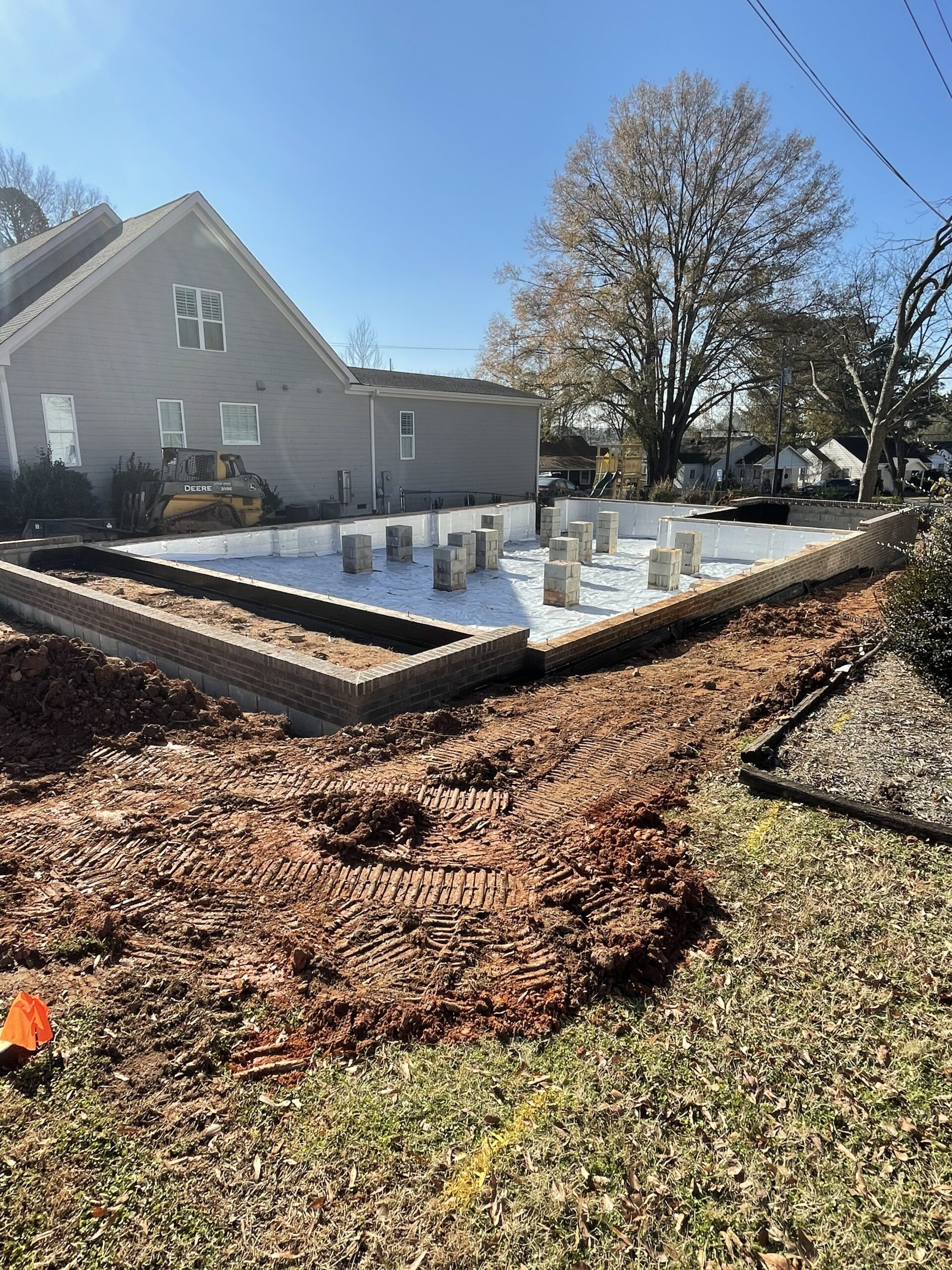 1703 Center Road, Raleigh Custom Build by Urban Building Solutions