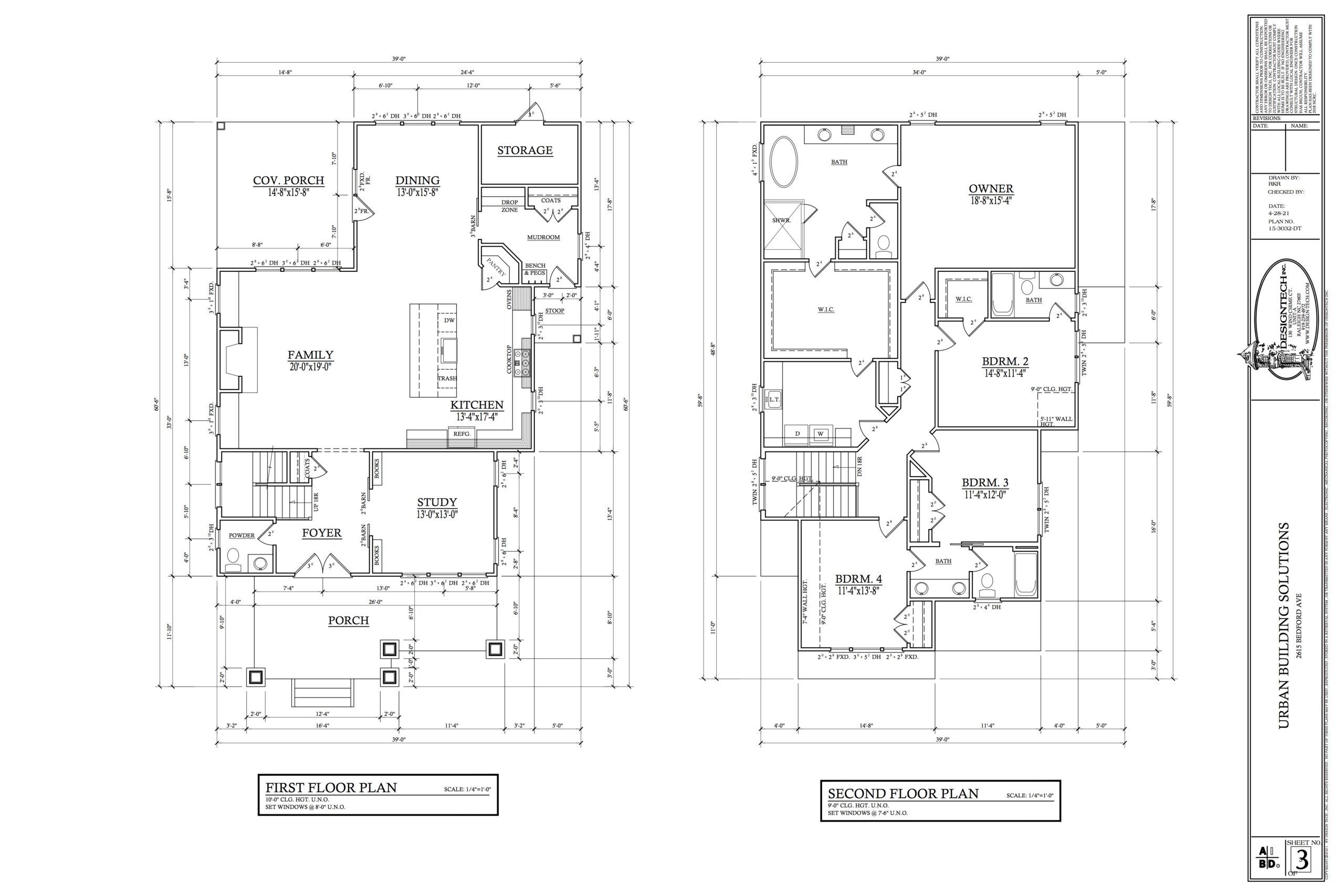 2615 Bedford Avenue Available for Presale with Urban Building Solutions