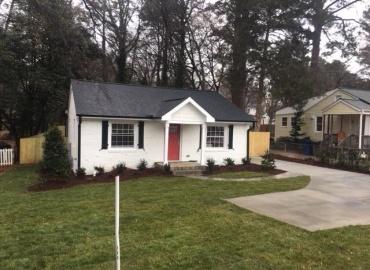 615 Glascock Street,Raleigh,North Carolina 27604,Single Family Residence,Glascock,1031